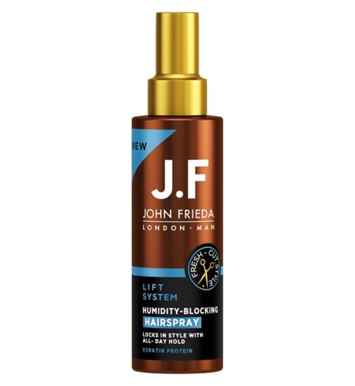 JF Man Lift System Humidity-Blocking Hairspray 150ml
