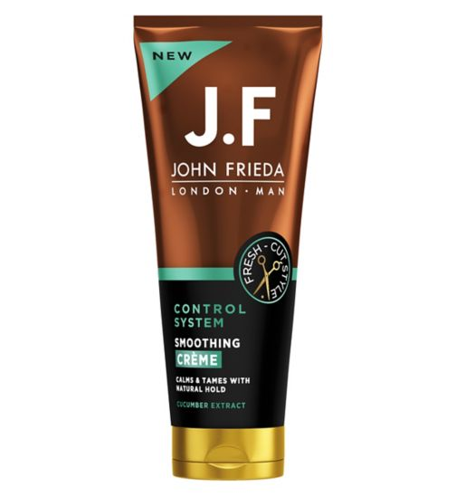 JF Man Control System Smoothing Crème 100ml