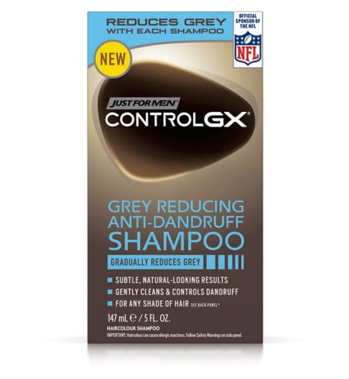 Just for Men Control GX Reducing Anti-Dandruff Shampoo 147ml
