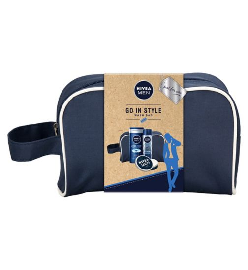 Nivea Mens Go In Style Pack 619g