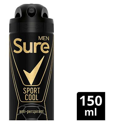 Sure Men Anti-Perspirant Sport Cool 150ml