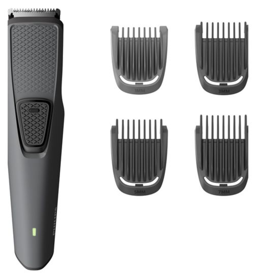 Philips Beard & Stubble Trimmer Series 1000 with USB charging BT1216/15