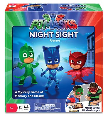 Ravensburger PJ Masks Night Sight Game
