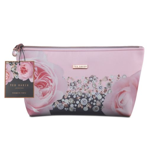 Ted Baker SS18 ladies large cos purse