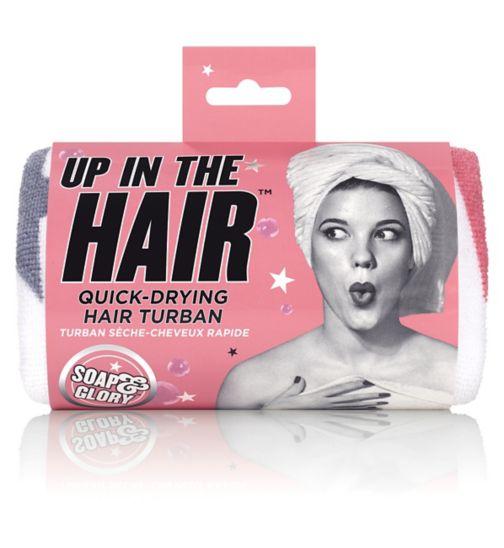 Soap & Glory Quick Drying Hair Turban