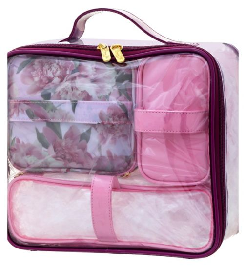 Primrose Hill Floral Multi Wash Bag Set