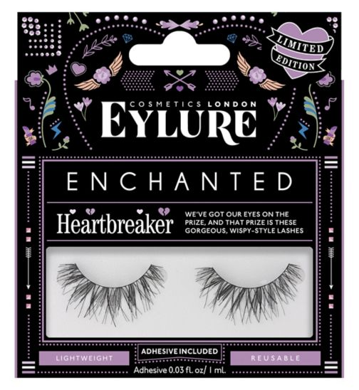 Eylure Enchanted Lashes - Heart Breaker
