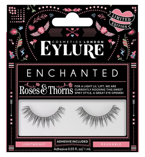 Eylure Enchanted Lashes - Roses & Thorns