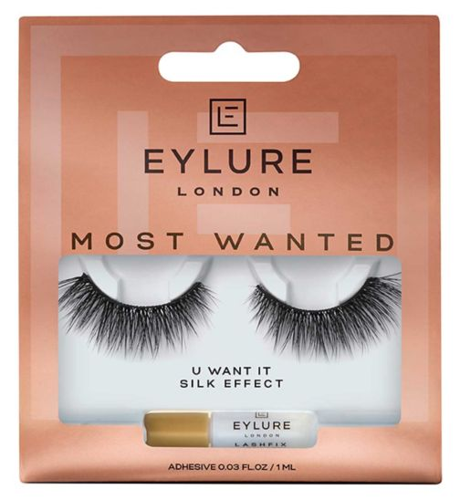 Eylure Most Wanted Lashes - U Want It