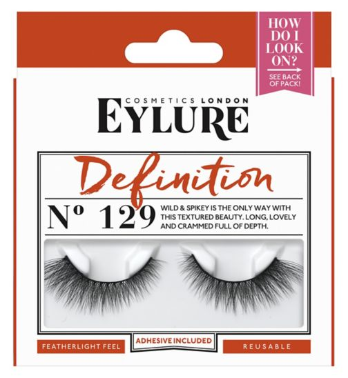 Eylure Definition Lashes 129