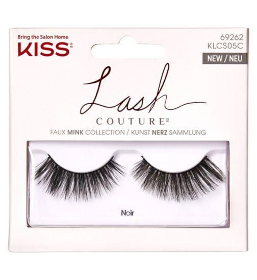 KISS Faux Mink Lash - Noir