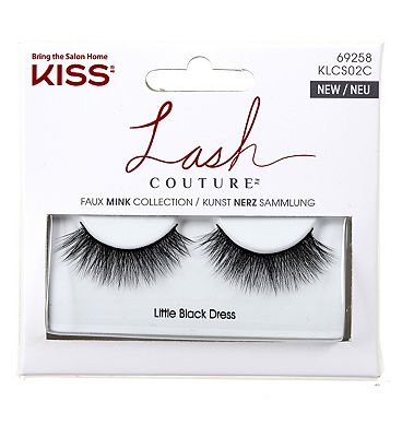 KISS Faux Mink Lash - Little Black Dress