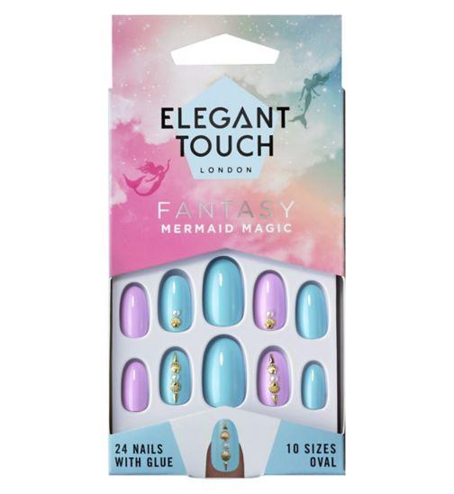 Elegant Touch Fantasy Nails -  Mermaid Magic
