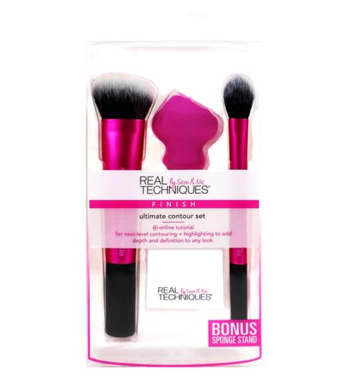 Real Techniques Ultimate Contour Brush Set