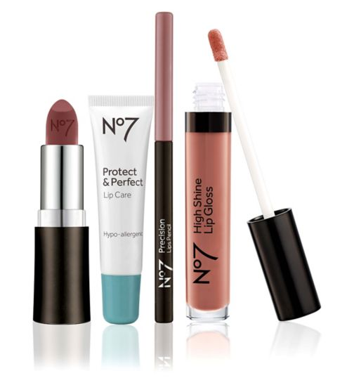 No7 Everyday Nude's Collection
