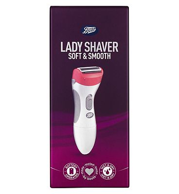 Image of Boots Ladyshaver