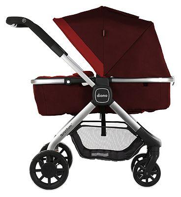 Diono Quantum Stroller – Red