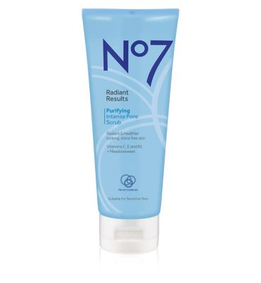 No7 Radiant Results Purifying Intense Pore Scrub 100ml by No7