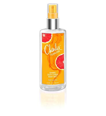 Charlie Fearless Body Mist 100ml
