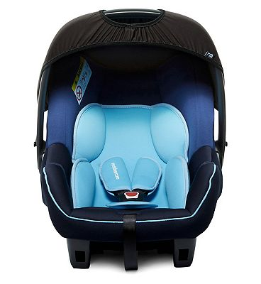 Mothercare Car Seat Ziba Blue