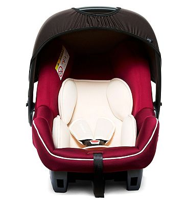 Mothercare Car Seat Ziba Red