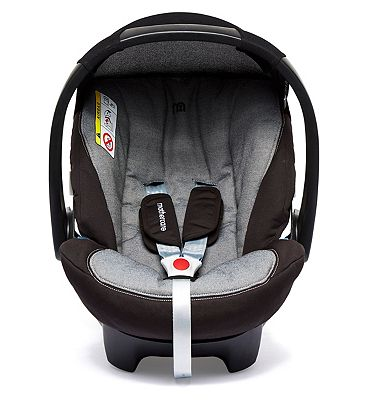 Mothercare Ic Maine Isofix car seat Grey