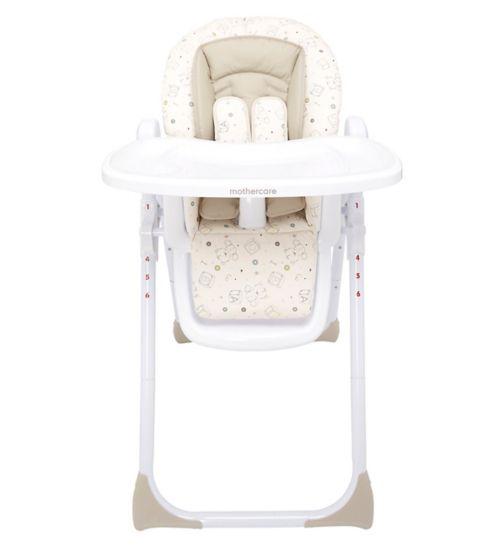 Mothercare Teddys Toy Box Highchair