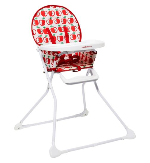Mothercare Highchair - Apple
