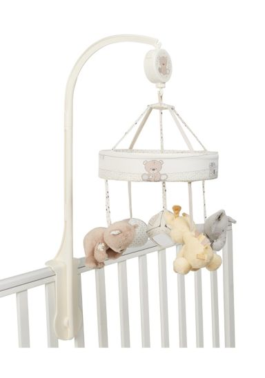 Mothercare Teddy Toy box Mobile