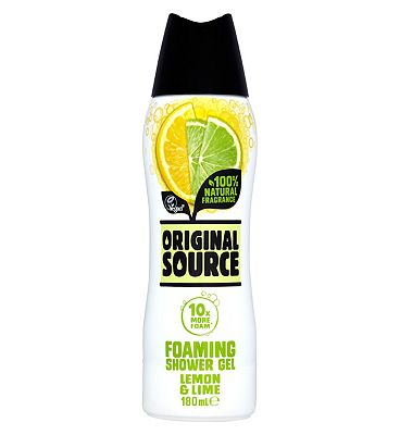 Original Source Lemon & Lime Foaming Shower 180ml