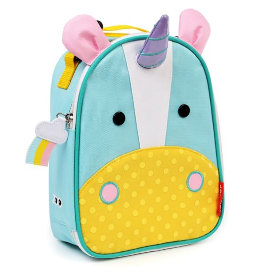 Skip Hop Zoo Insulated Lunch Bag Unicorn