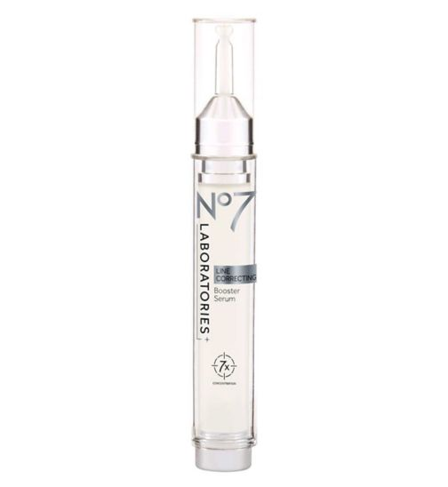 No7 Laboratories LINE CORRECTING Booster Serum 15ml