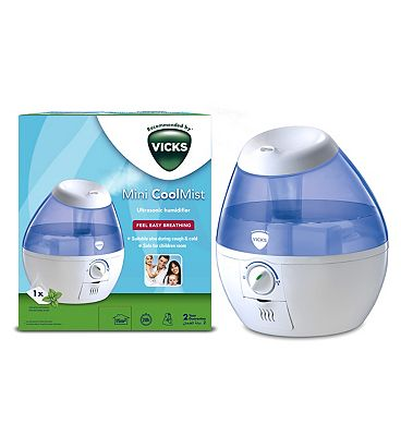 Vicks Mini CoolMist Ultrasonic Humidifier