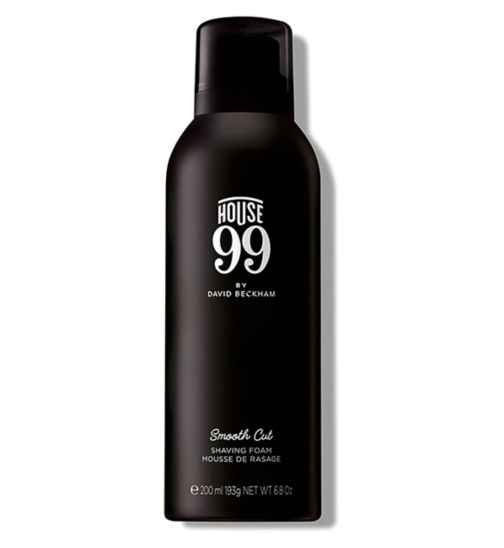 House 99 Smooth Cut Shaving Foam 200ml