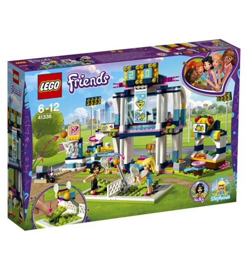 LEGO Friends Stephanie's Sports Arena