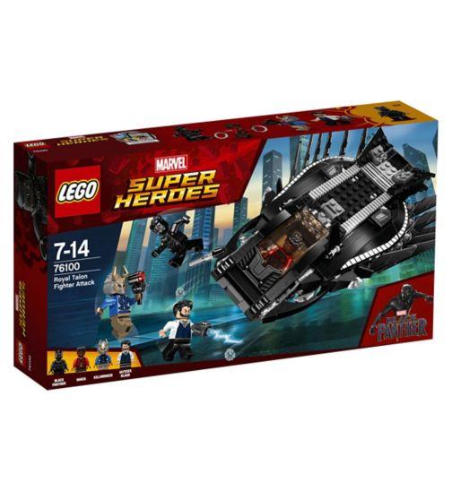 LEGO® Marvel Super Heroes Talon Fighter Attack