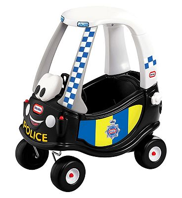 Little Tikes Cozy Coupe  Tikes Patrol Police Car
