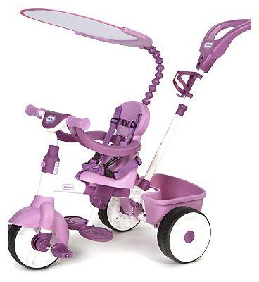 Little Tikes 4 In 1 Trike   Pink