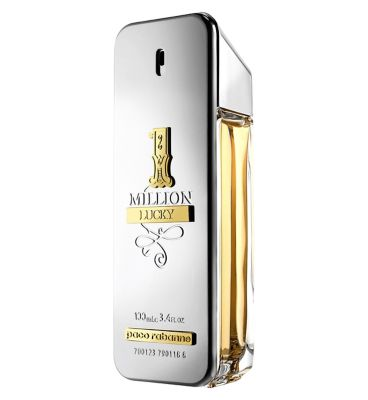 Paco Rabanne 1 Million Lucky Eau De Toilette 100ml by Paco Rabanne