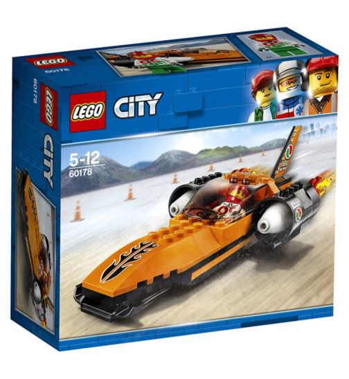 LEGO® City Great Vehicles Speed Record Car