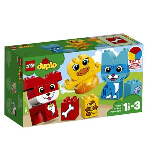 LEGO®DUPLO® My First Puzzle Pets
