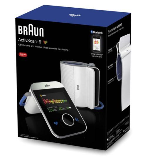Braun ActivScan 9 Blood Pressure Monitor