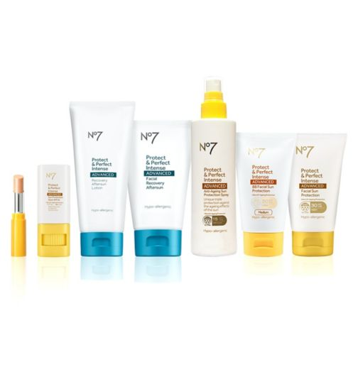 No7 Sun Essentials Collection