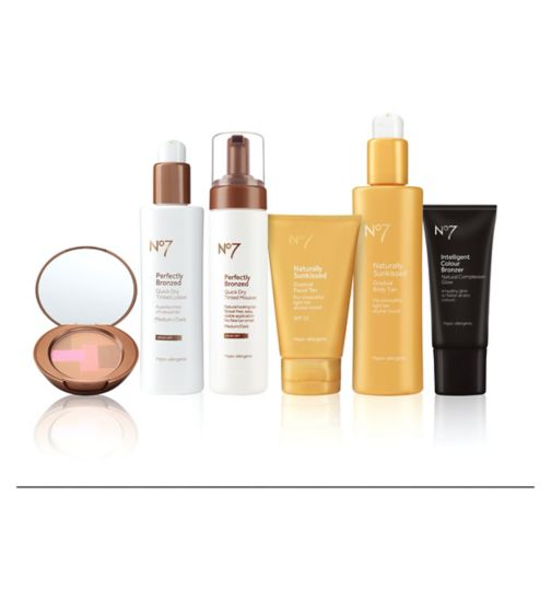 No7 Tan Must haves Medium/dark