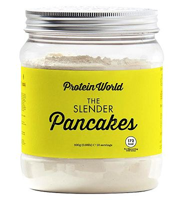 Protein World The Slender Pancakes