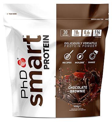 PhD Smart Protein Powder - Chocolate Brownie 900g