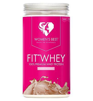 Women's Best Fit Whey Powder Chocolate - 500g