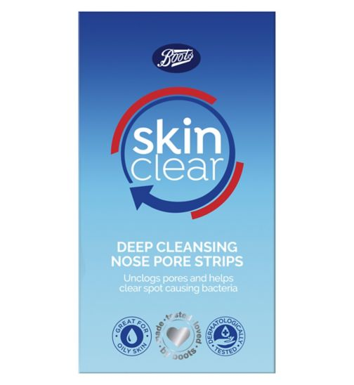 Boots Skin Clear Deep Cleansing Nose Pore Strips