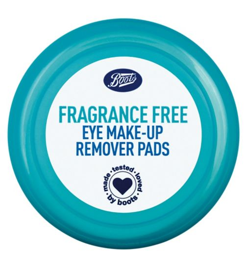 Boots Fragrance Free Eye Make Up