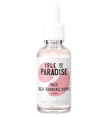 Isle of Paradise Self-Tanning Drops Light 30ml